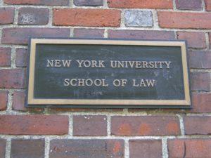 Top Law Schools in New York 1