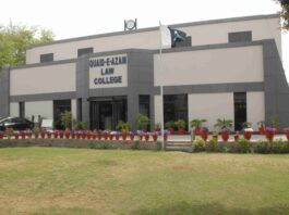 Law Colleges in Lahore